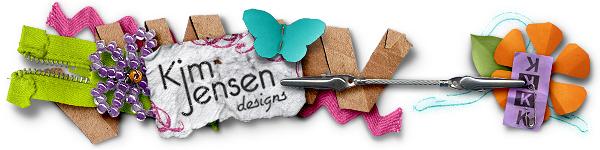 Kim Jensen Designs banner